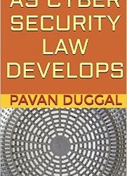 Book on #Cyberlaw. #Cybercrime, #Cybersecurity