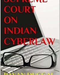 Pavan Duggal Cyber law book