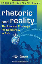 Pavan Duggal ,  Internet and democracy in India : a report